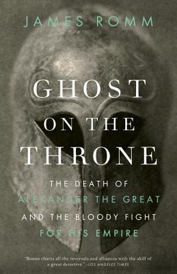 Ghost on the Throne By Romm, James